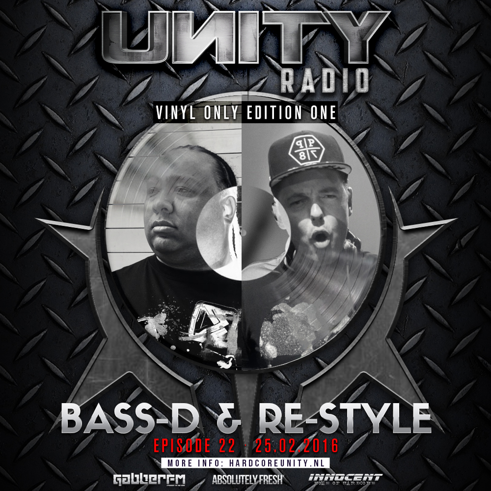 LINE UP: UNITY Radio 22 – Vinyl Only Edition 1 [Free Entrance]