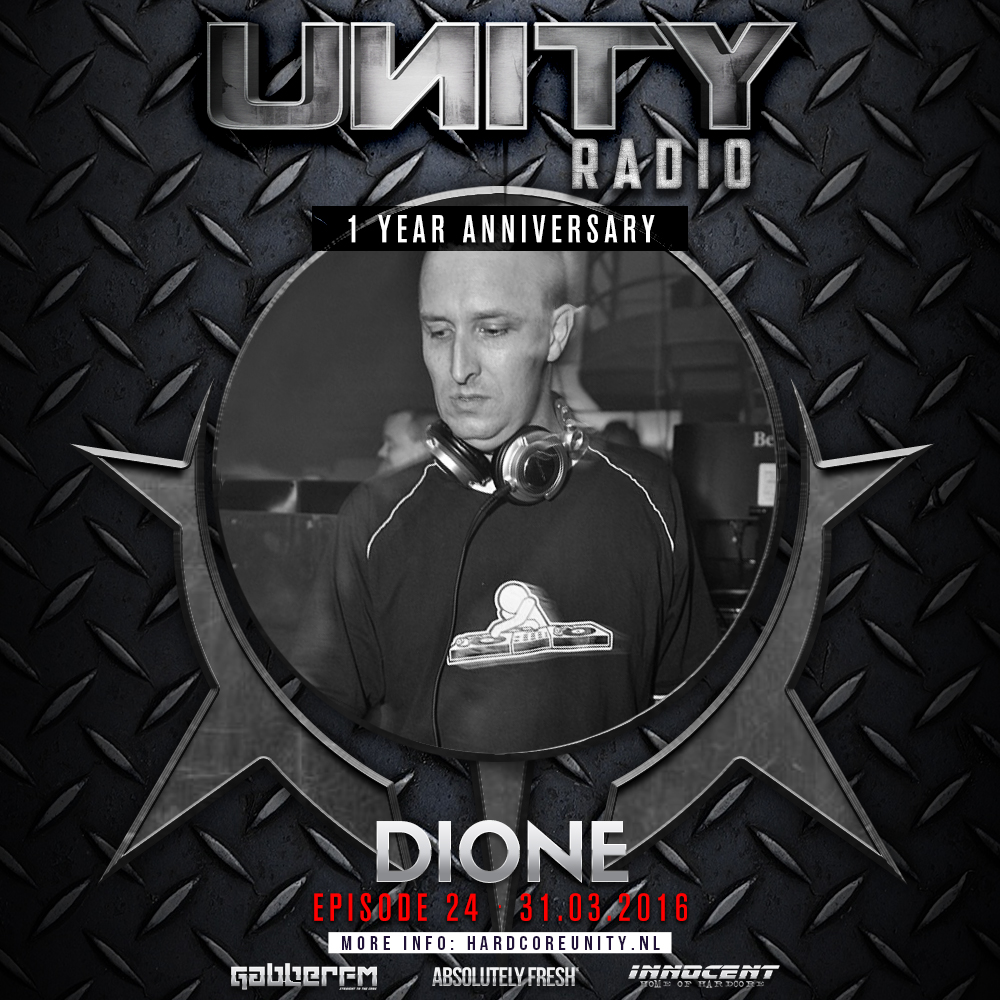 Line up: UNITY Radio | 1 Year Anniversary Episode 24 / Open Night [Free Entrance]