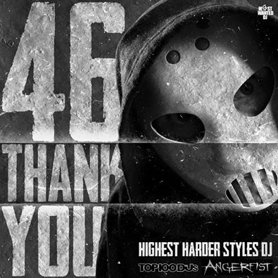 Angerfist and Miss K8 in the DJ Mag Top 100!