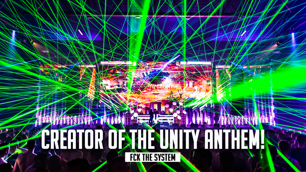 Video: Anthem creator of UNITY – Fck the System