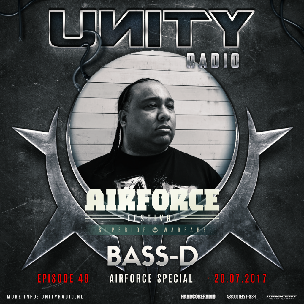 Line up UNITY Radio Episode 48 | AIRFORCE special